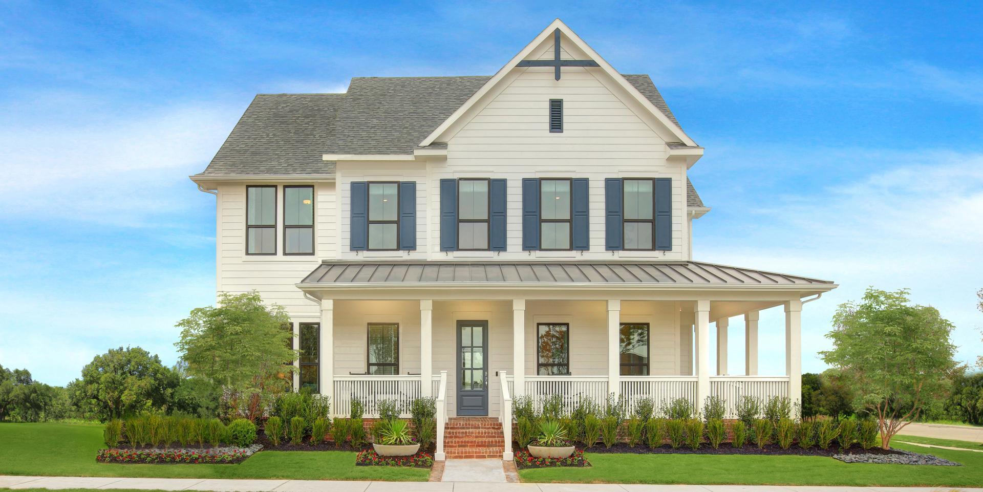 Custom Homes In Dallas Ft Worth
